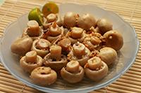 Sauté Mushrooms