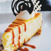 Irish Bailey's Cheesecake